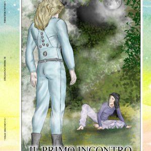 """Copertina del libro """"Il Primo Incontro"""""""