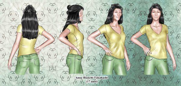 Anna Bianchi Takahashi - la grande onda