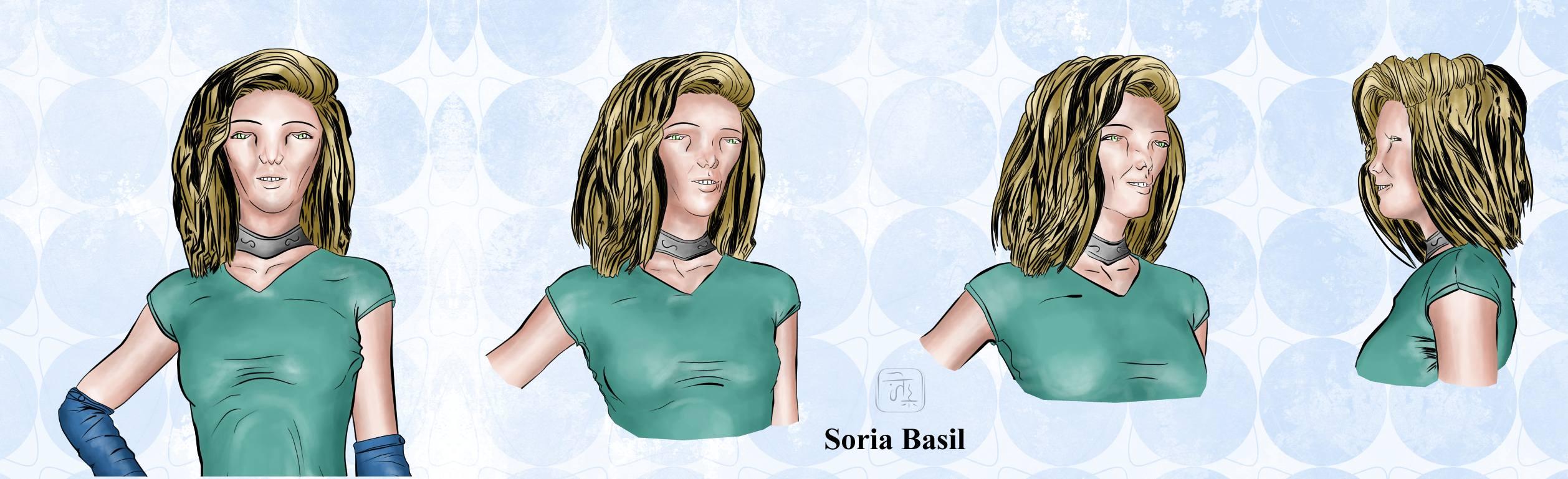 Soria basil - La Grande Onda